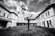 Inside Aradale Lunatic Asylum