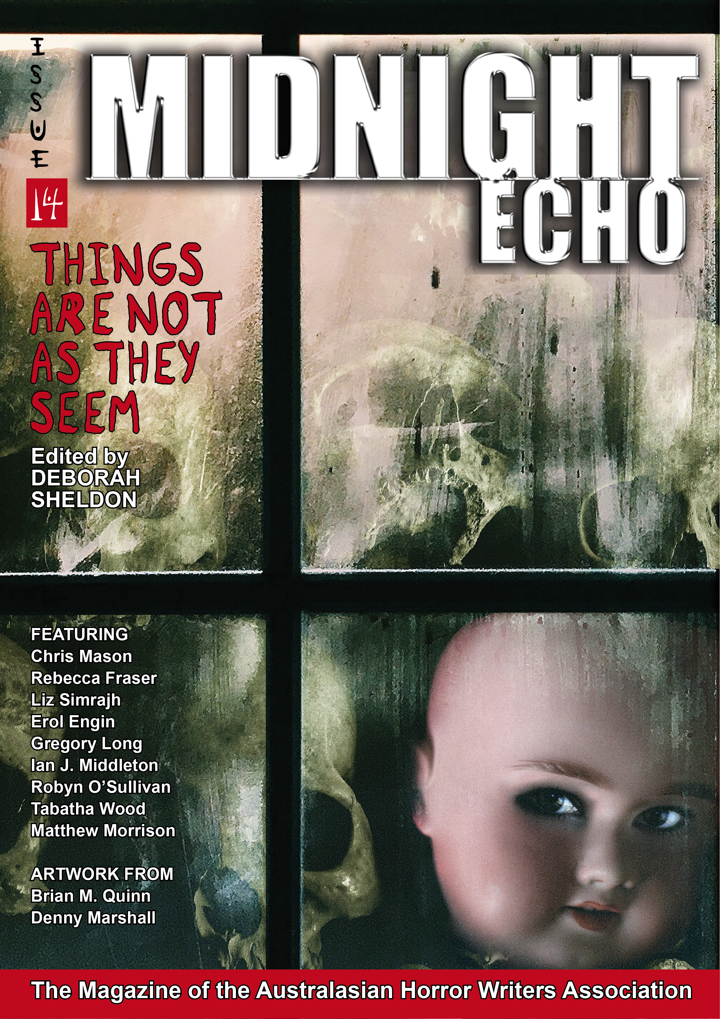 Midnight Echo Issue 14